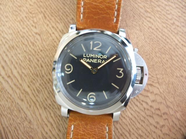 パネライ ルミノール 1950 3デイズ 47mm PAM00372