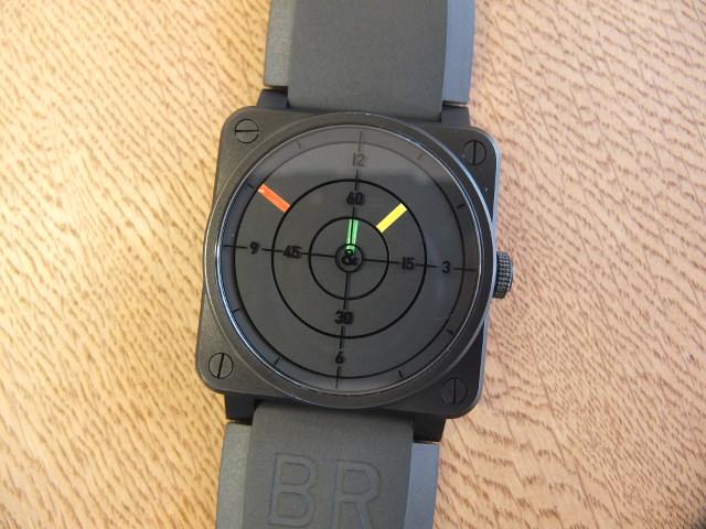 ベル&ロス レーダー BR03-92