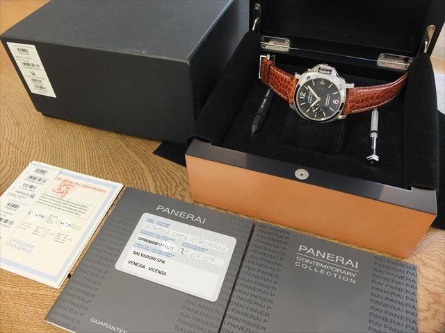 パネライ ルミノールマリーナ J番 PAM00048