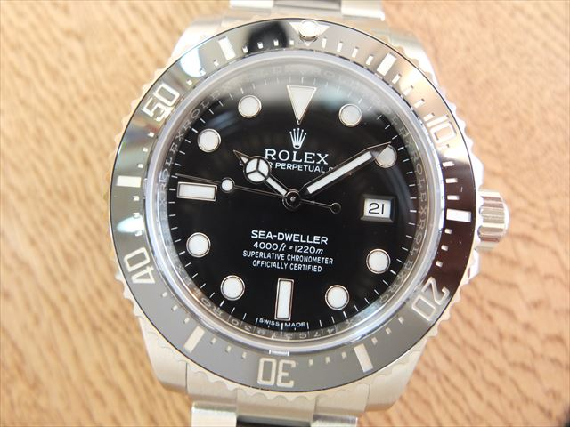 ロレックス シードゥエラー4000 Ref.116600
