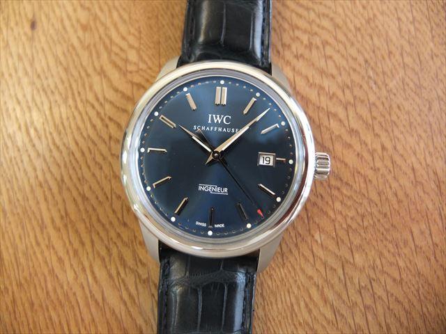 IWC インヂュニア ローレウス Ref.IW323310