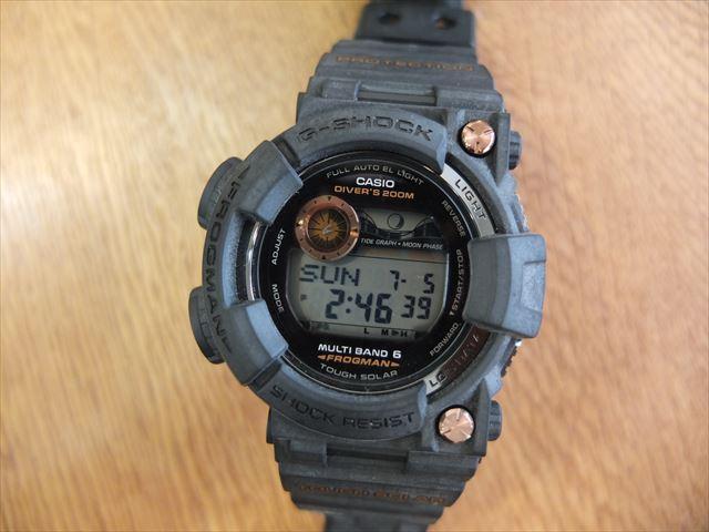 カシオ G-SHOCK  フロッグマン GWF-1000B-1JR