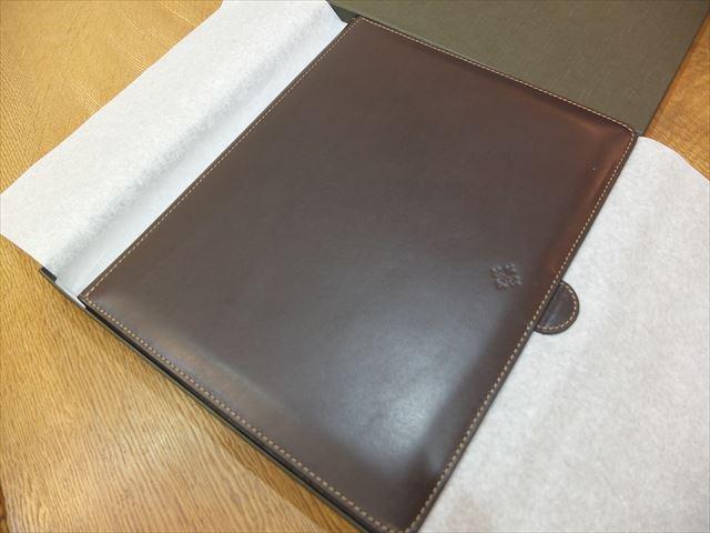 パテックフィリップ レザー iPadケース