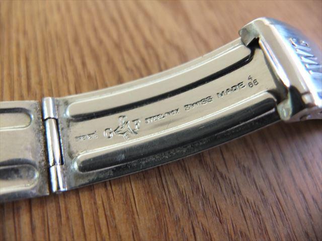 IWC 18mm ブレスレット ゲイフレアー