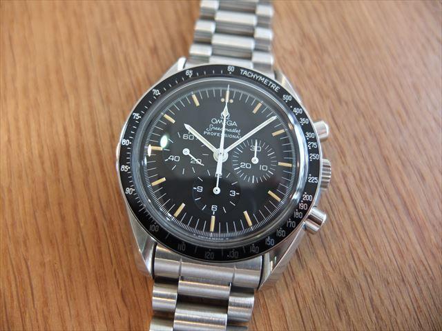 オメガ スピードマスター アポロ11号 20周年