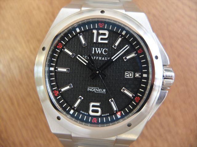 IWC インヂュニア ミッションアース IW323601