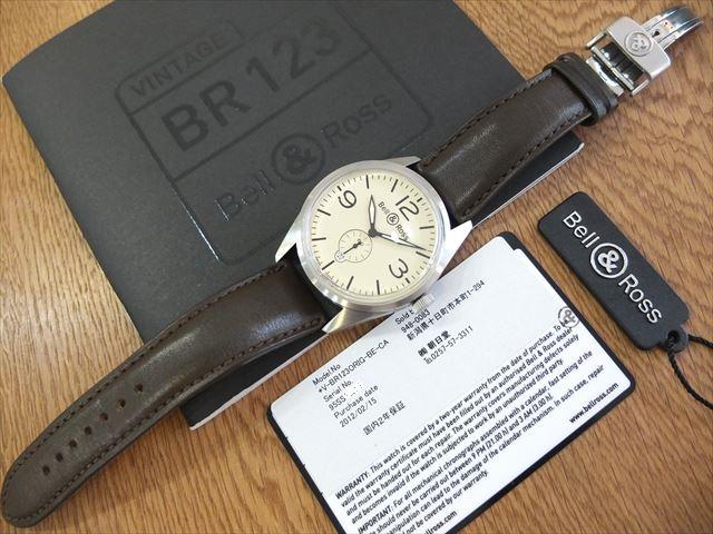 ベル&ロス ヴィンテージ BR123 オリジナル