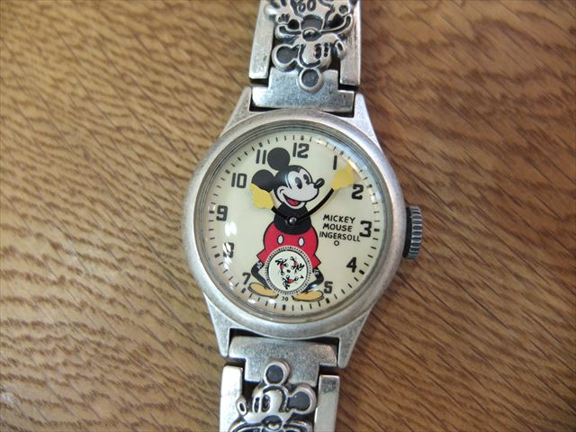 インガソール 30'sコレクション ミッキーマウス ZR25832