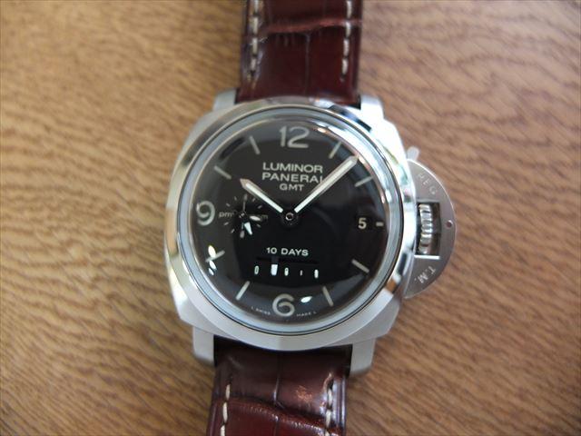 パネライ ルミノール1950 10デイズGMT PAM00270