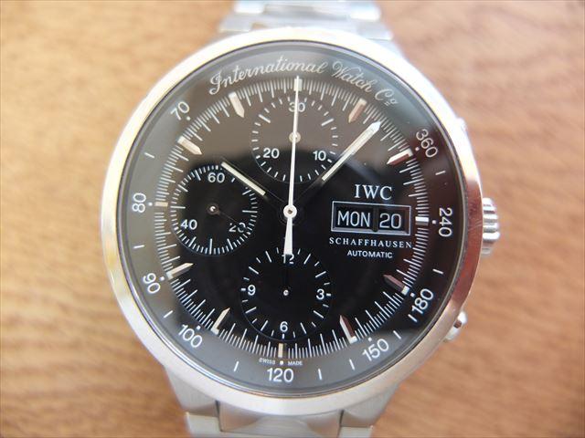 IWC GSTクロノ Ref.3707-008