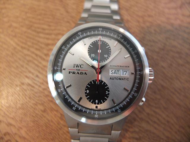 IWC GSTクロノ PRADA IW370802