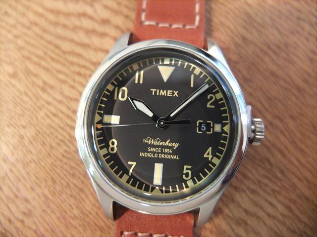 タイメックス ウォーターベリー レッドウィング TW2P84600