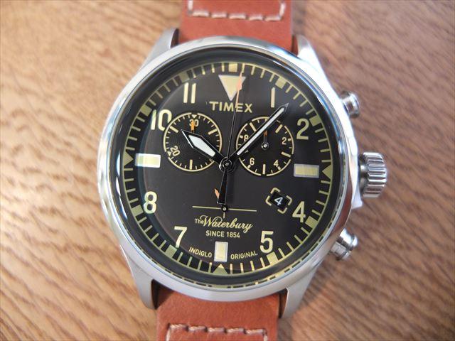 タイメックス レッドウィング ウォーターベリークロノ TW2P84300