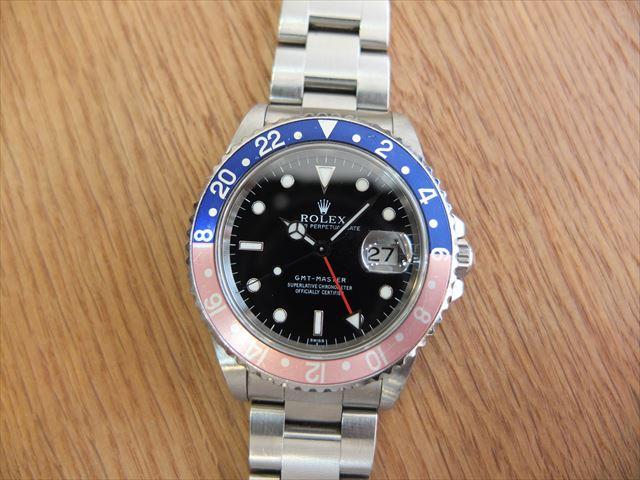 ロレックス GMTマスター Ref.16700 U番