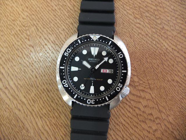 セイコー ダイバー サードモデル 6306-7001