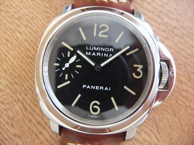 パネライ ルミノールマリーナ PAM00001 B番 トリチウム