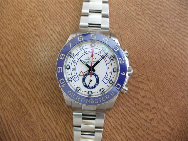 ロレックス ヨットマスターⅡ Ref.116680