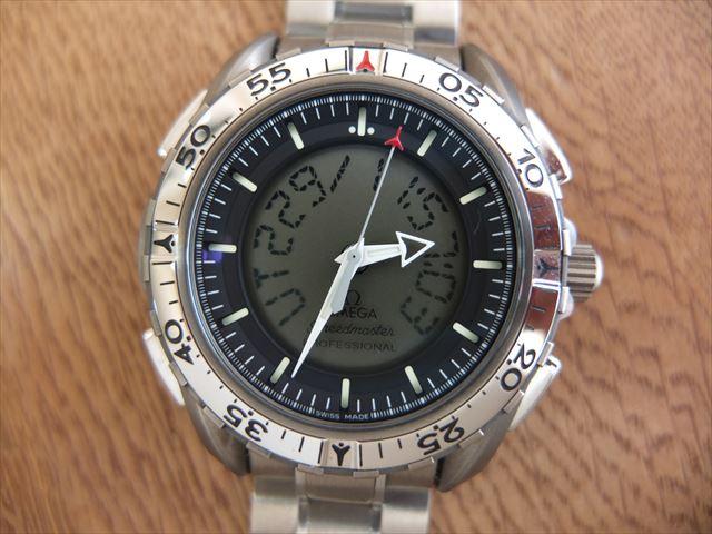 オメガ スピードマスター X-33 Ref.3290-50