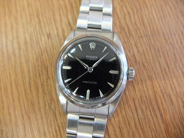 brand new 98c0f 5bb23 ロレックス オイスター プレシジョン | 希少なブランド時計の ...