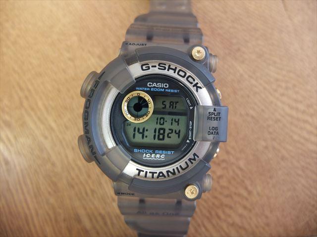 カシオ G-SHOCK FROGMAN DW-8200K