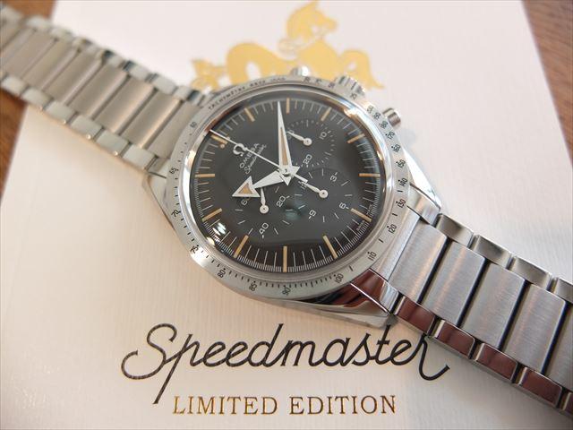 オメガ スピードマスター 1957 トリロジー リミテッド Ref.311.10.39.30.01.001