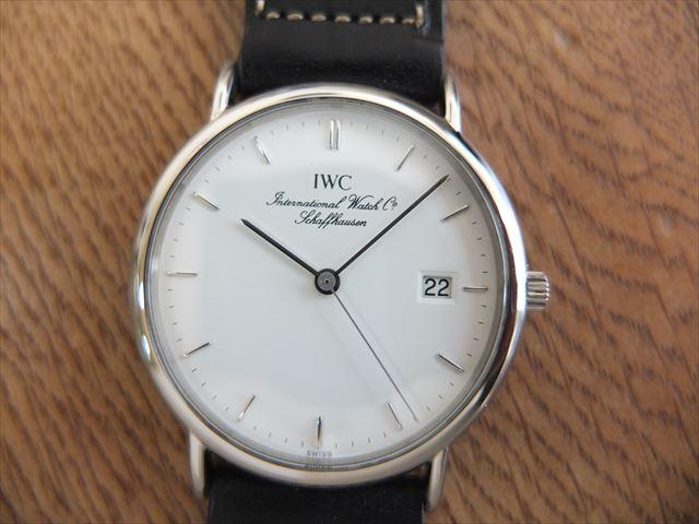 IWC ポートフィノ クォーツ
