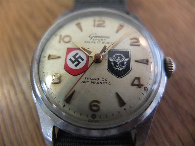 ジュネーブ・スポーツ ナチス・ドイツ
