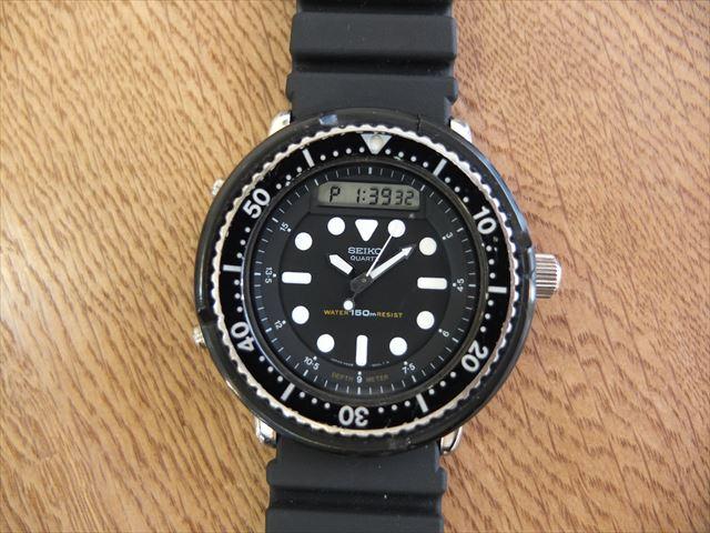 セイコー ダイバークォーツ H558-5000