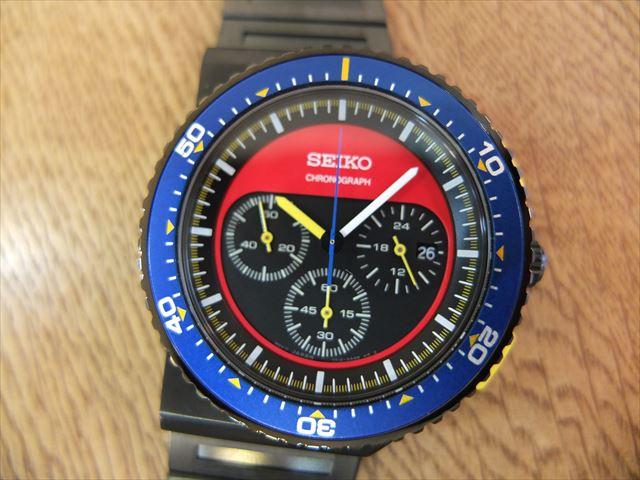セイコー ジウジアーロ TICTAC限定 300本 SCED027