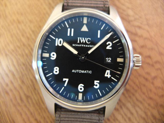 """IWC マーク XVIII """"トリビュート・トゥ・マーク XI"""" IW327007"""