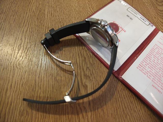 チュードル ハイドロノート Ref.89190 黒文字盤
