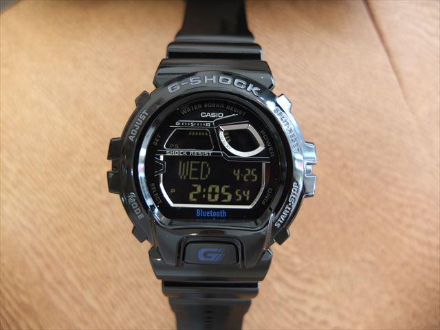 カシオ G-SHOCK GB-6900AA-1JF