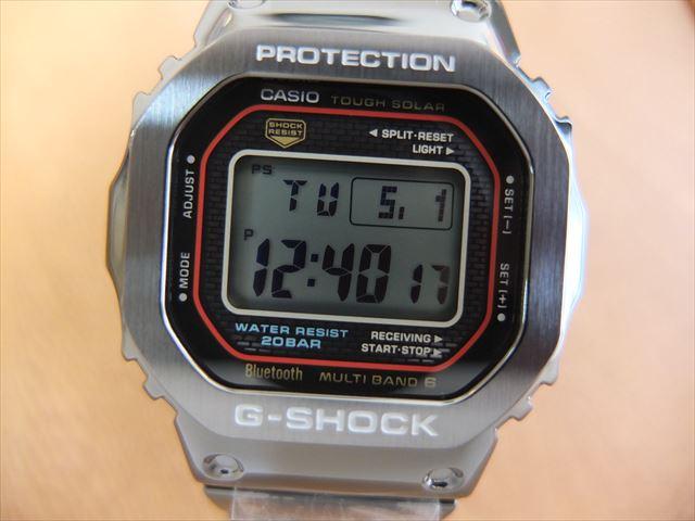 カシオ G-SHOCK×PORTER 35周年コラボモデル GMW-B5000TFC-1AJR
