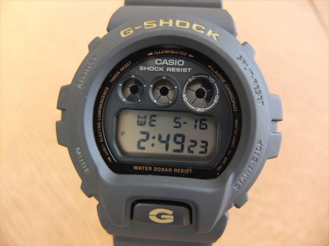 カシオ G-SHOCK 30周年 DW-6930C-1JR