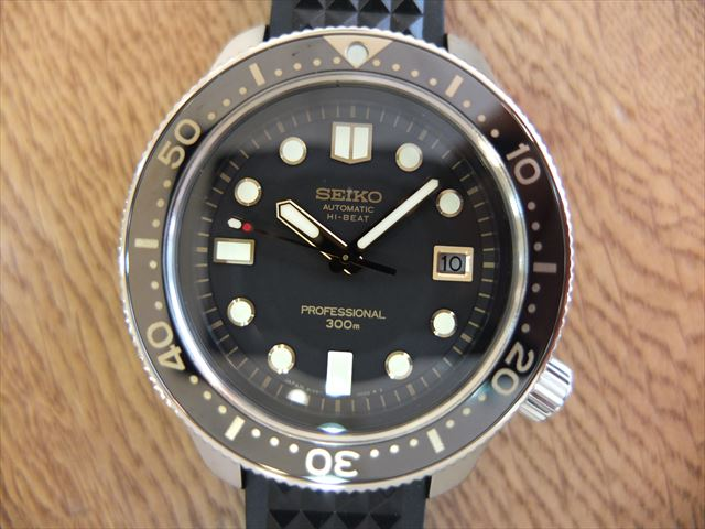 セイコー 1968 メカニカルダイバーズ 復刻デザイン SBEX007