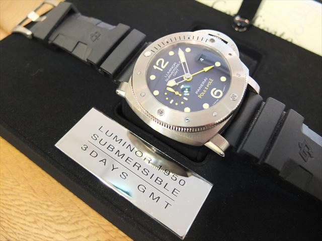 サブマーシブル 1950 3DAYS GMT PAM00719 POLE2POLE