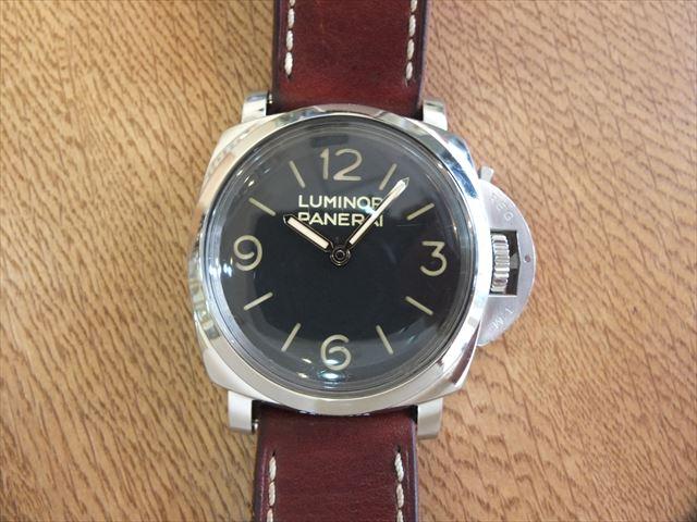 パネライ ルミノール 1950 3デイズ PAM00372