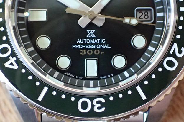 セイコー メカニカルダイバーズ 50周年記念モデル ディープフォレスト SBDX021