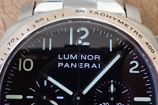 パネライ ルミノールクロノ 40mm PAM00072