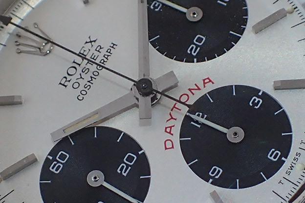 ロレックス デイトナ BIG DAYTONA シルバー文字盤 Ref.6263