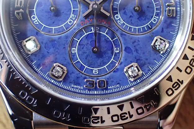 ロレックス デイトナ エルプリメロ ソーダライト8P U番 Ref.16519