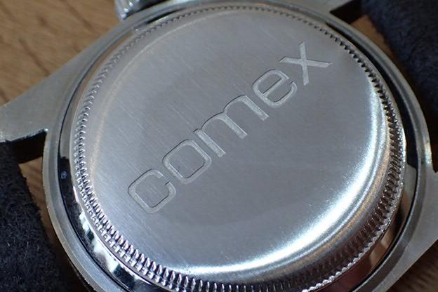 PRO-LEX SUBPRO COMEX ステンレスベゼル