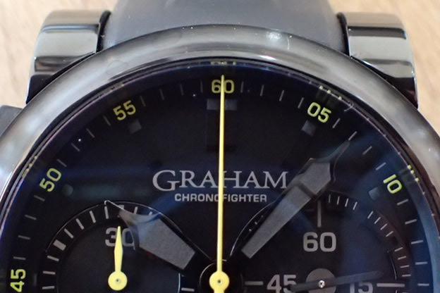 グラハム クロノファイター トリガーフライバック Ref.2TRAB.B11A