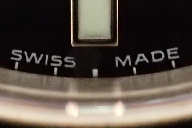 ロレックス グリーンサブマリーナ Ref.16610LV F4 ビッグスイス フラット4