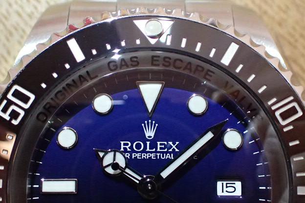ロレックス シードゥエラー・ ディープシー ・Dブルー Ref.116660