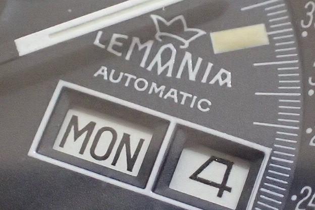 レマニア クロノグラフ Cal.5100