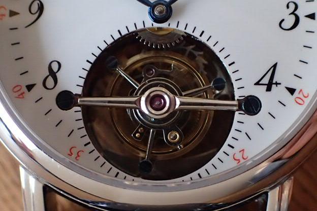 ビーバレル トゥールビヨン BB0050-ARSV