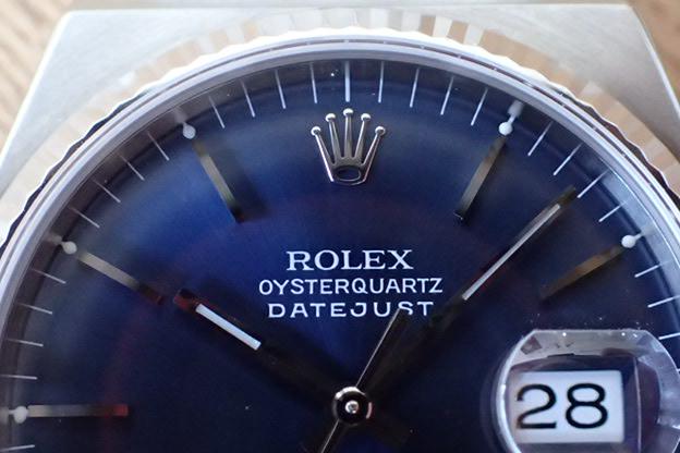 ロレックス デイトジャスト・クォーツ P番 Ref.17014