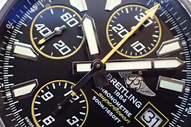 ブライトリング スーパーオーシャンクロノ Ref.A110B82PRS
