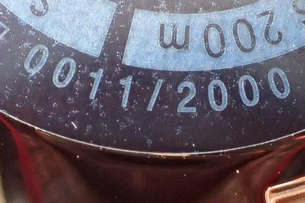 セイコー ファーストダイバー復刻 シリアル11番 SBDX019